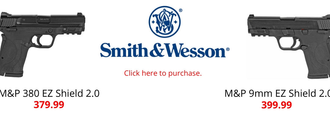 Smith & Wesson Sale!