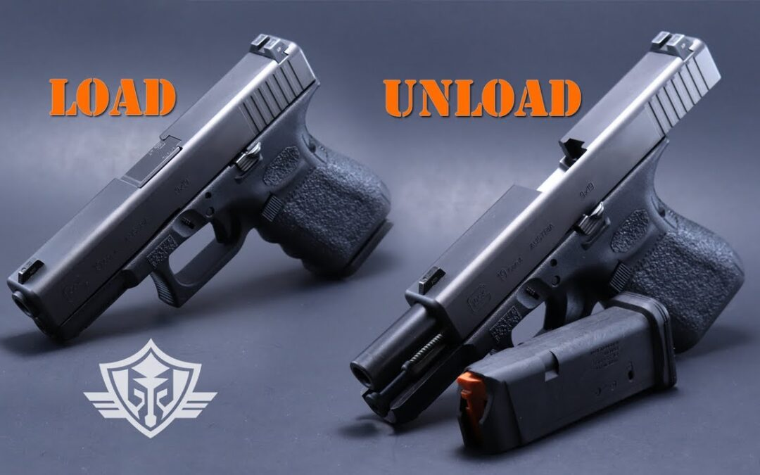 Handgun 101: How to Safely Load and Unload a Semi-Auto Pistol and Magazine