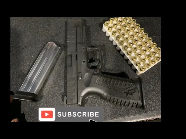 Reasons you should conceal or open carry a handgun! Safety/Protection is key. XDM Elite